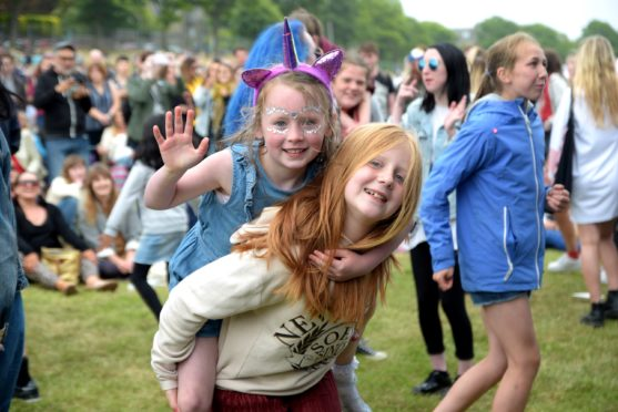 Kids' activities, football coaching and a wealth of musical talent are all in the mix for this year's Westfest.