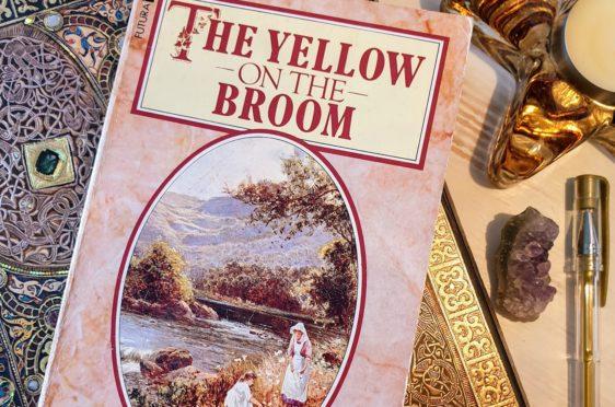 Yellow on the Broom