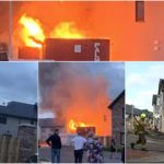 Housebuilder reveals what may have sparked blaze which gutted Blairgowrie buildings