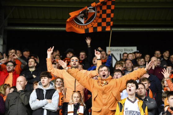 Dundee United get season ticket sales boost as fans keep faith in their team - The Courier