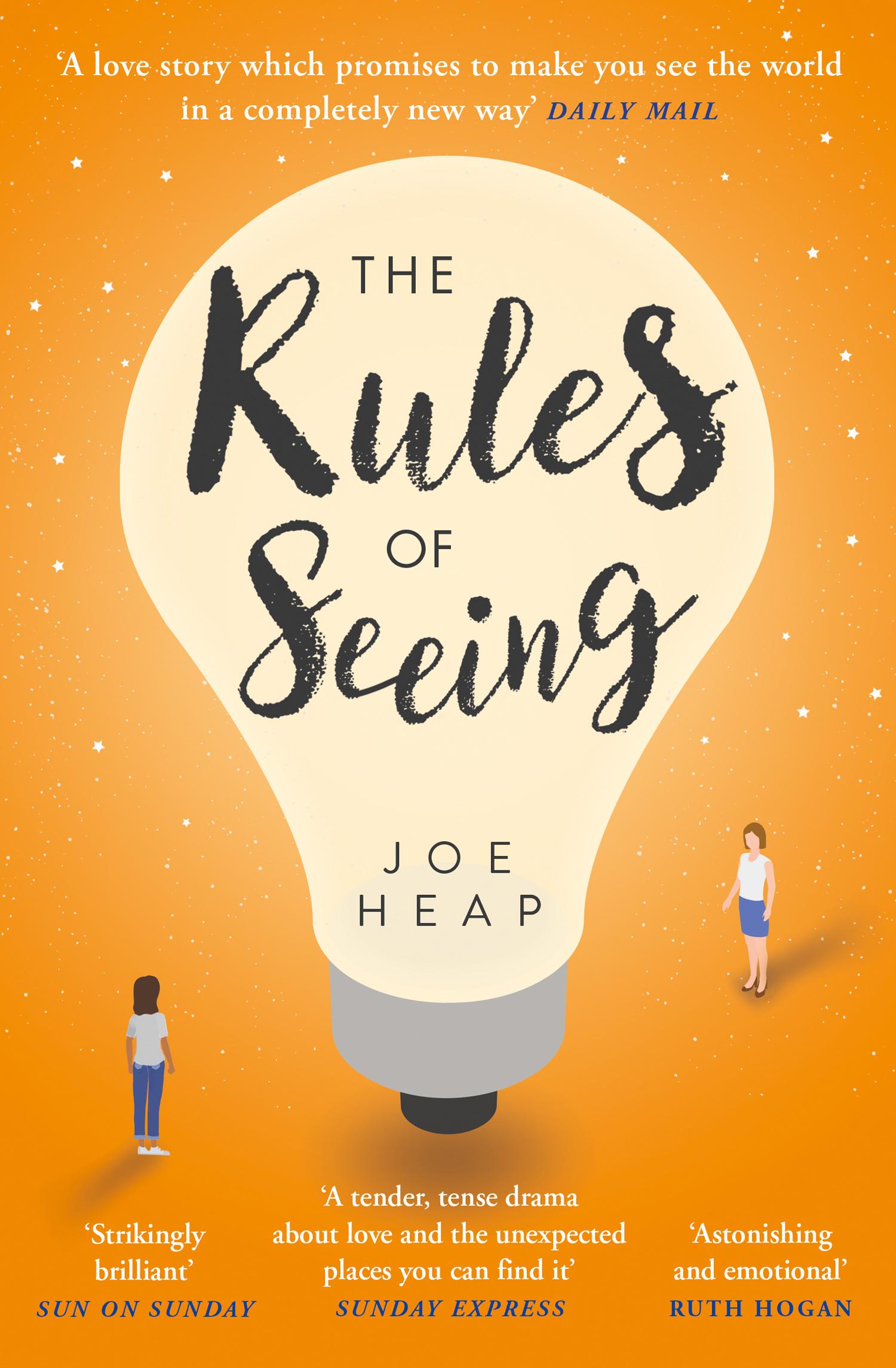 Author interview: Joe Heap - The Courier