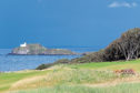 The signature hole at The Renaissance Club, host of this July's Aberdeen Standard Investments Scottish Open