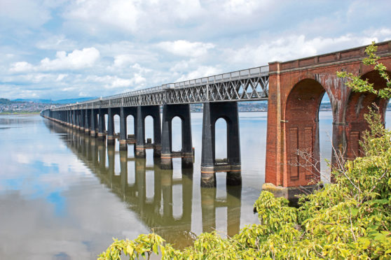 TAKE A HIKE: A north Fife walk in the shadow of the Tay Bridge - The Courier