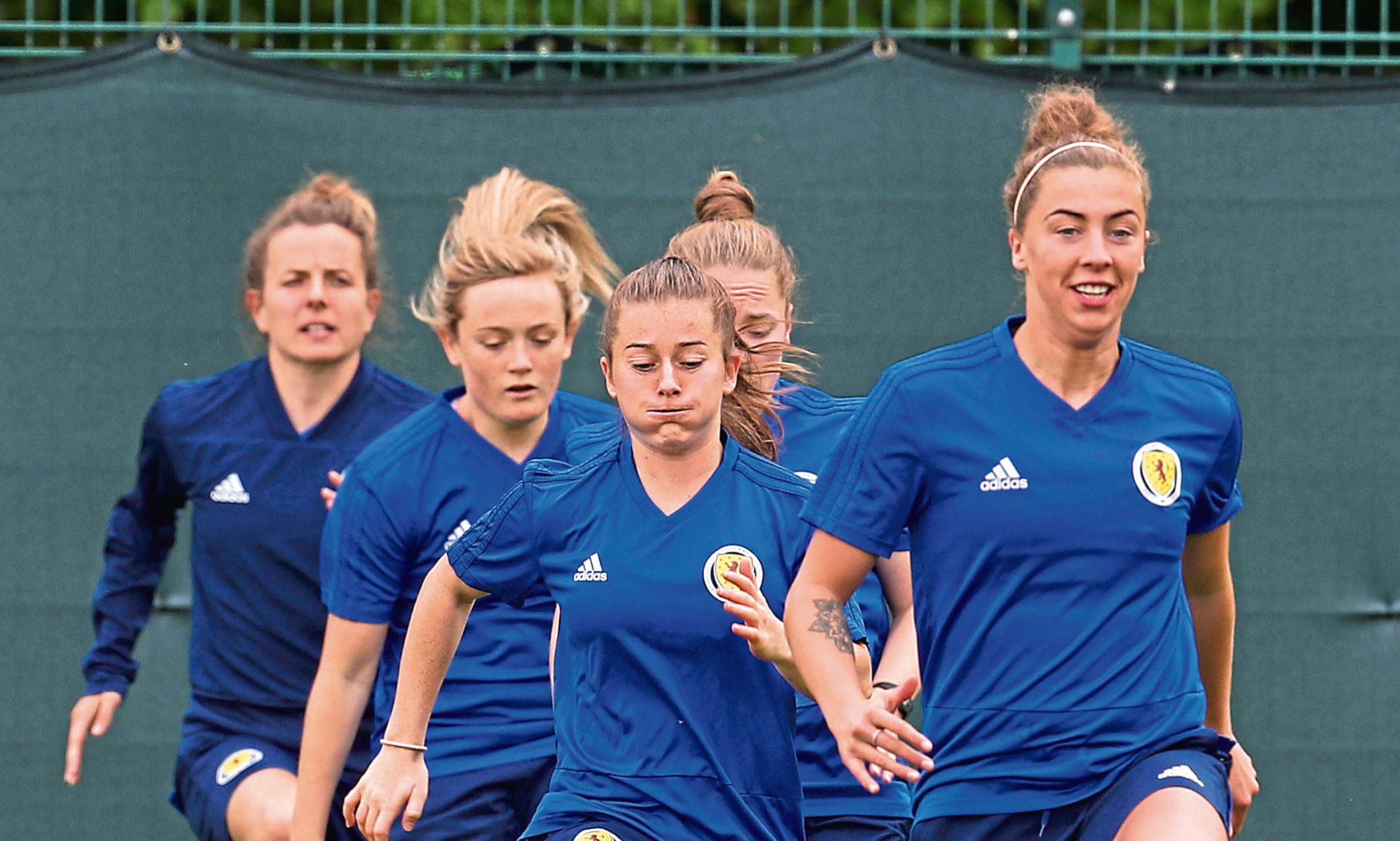 4bcb358fedb ALEX BELL: Equal pay for equal work? The Scotland women's World Cup squad  will be paid a fraction of male counterparts