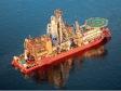 The MV !Gariep De Beers vessel