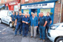 Tele News - Sarah Williamson story - Dougie Dow. 