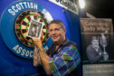Gary Anderson was on hand to help celebrate one of his heroes