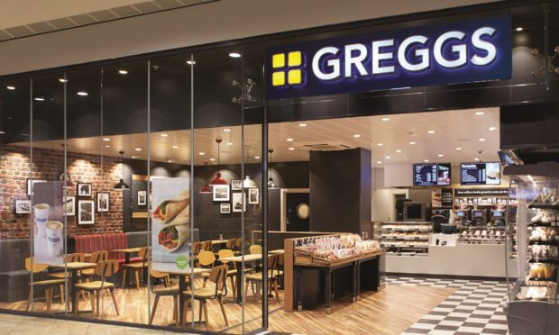 Greggs is opening its new store on Dundee's Broomhill Road on Friday.
