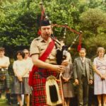 "Aussie aims to solve mystery of ""MacDougall"" bagpipes found in Perthshire smithy"