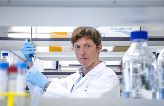 Scientist given £1.4 million as he looks to bring about ceasefire in cancer fight - The Courier