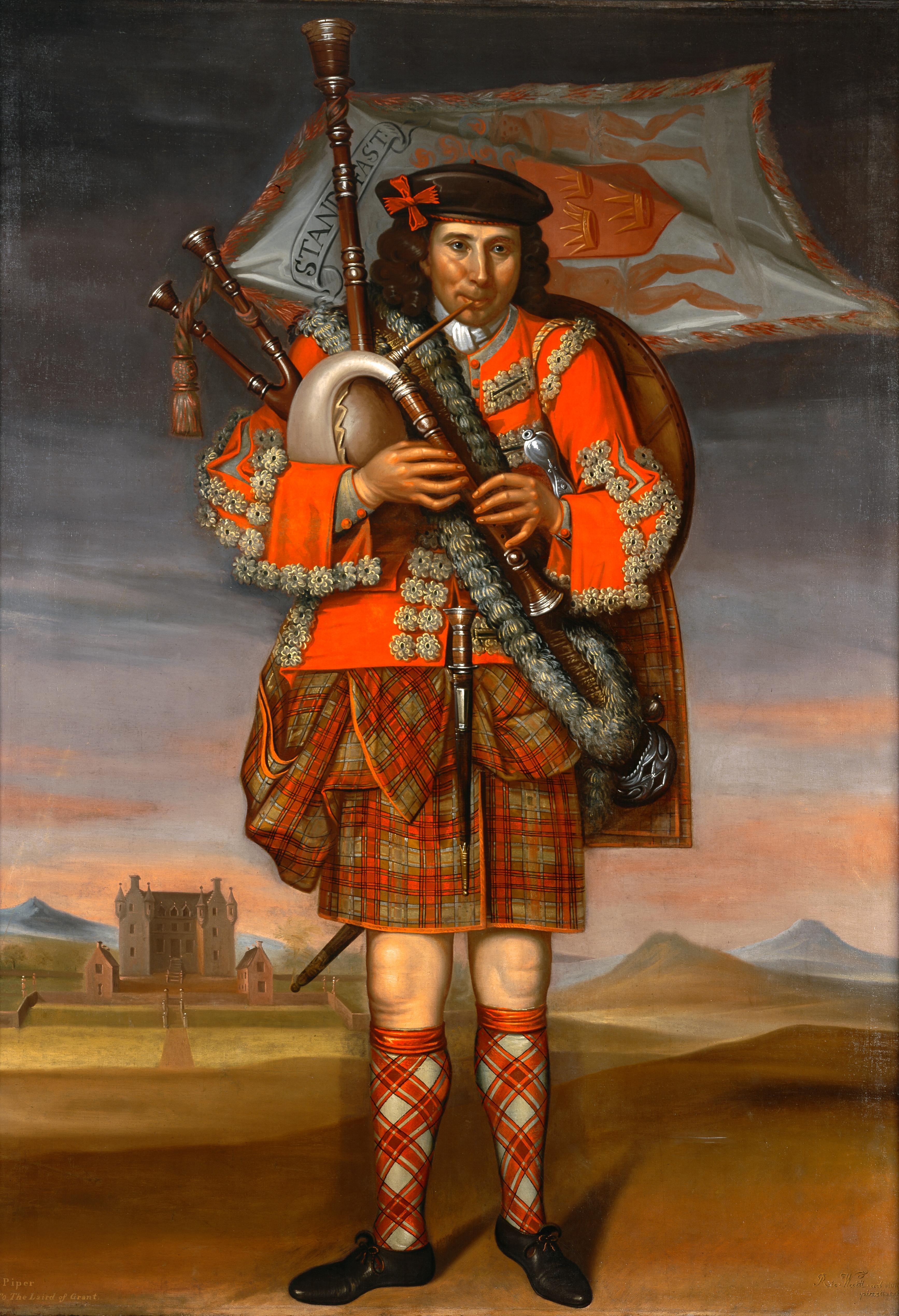 картинки шотландцев художниками шотландии авроры