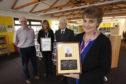 Organisers of the Robert Douglas Memorial day William O'Driscoll, Karen Cook, Noel McKinnie, and Karen Donaldson