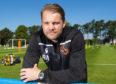 Dundee United boss Robbie Neilson.