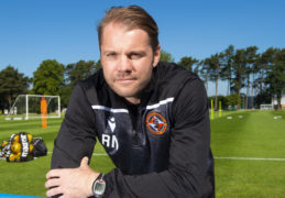 Dundee United confirm new deals for manager Robbie Neilson and frontman Louis Appere