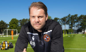 Dundee United boss Robbie Neilson insists demolition derby won't impact on rematch