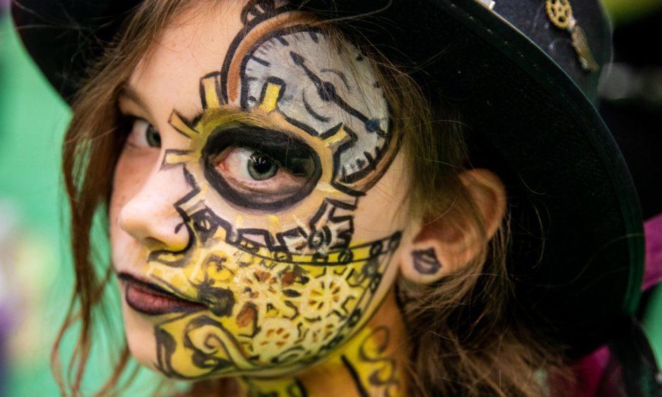 Kayla Breslin, 10. All Photos - Steve Brown / DCT Media