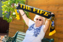 Etta English (90), who has been a lifelong East Fife fan, celebrated her 90th birthday this week