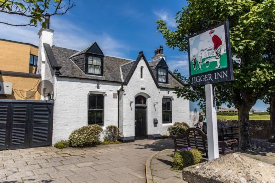 Restaurant review: The Jigger Inn, Old Course St Andrews 37