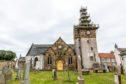 Pittenweem Parish Church.