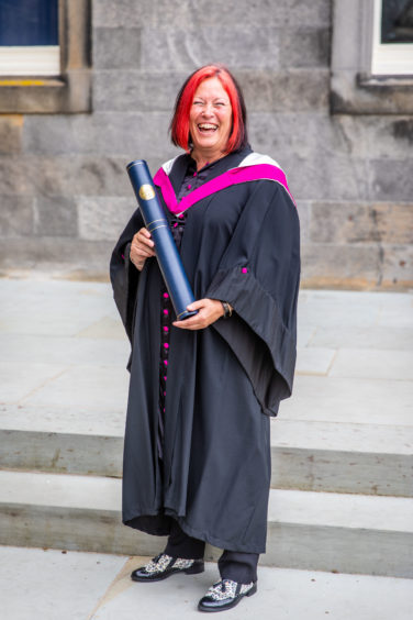Honourary Degree for Professor Lesley Yellowlees CBE BSc PhD HonFRSC FRSE – President of the Royal Society of Chemistry from 2012-14, their first woman President in 175 years.
