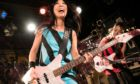 Veteran Osaka punk rockers Shonen Knife play Doune the Rabbit Hole in Perthshire.