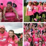 IN PICTURES: Hundreds join Race for Life and get pretty muddy for Cancer Research