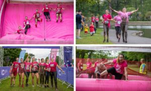 The 2019 Fife Race for Life.