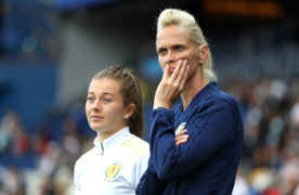 Shelley Kerr has much to ponder.