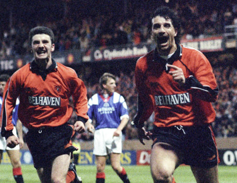 ANALYSIS: Dundee United's Argentinian connection - The Courier