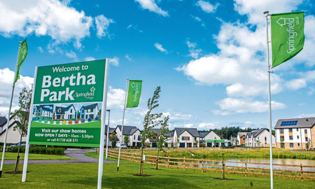 Perth's Bertha Park developers allowed to drop carbon reduction