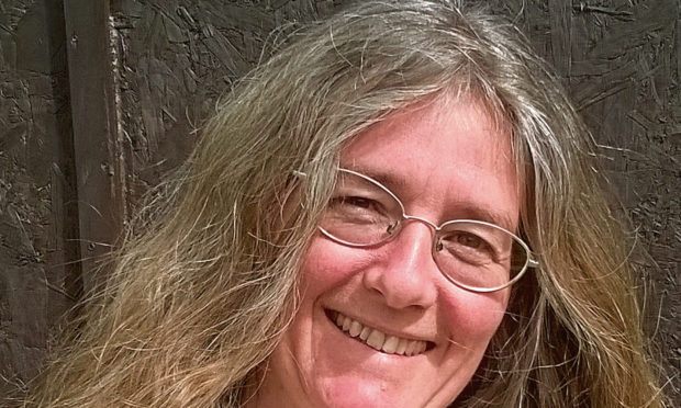 Mandy Haggith, author of The Walrus Mutterer and The Amber Seekers
