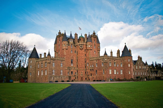 Glorious Glamis Castle plays host to the inaugural Glamis Country Fair and Horse Trials which kicks off on Friday.