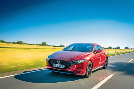 What Is Skyactiv Mazda >> Mazda 3 Available With Skyactiv X Petrol Engine The Courier