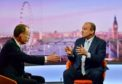 Liberal Democrat MP Ed Davey appears on The Andrew Marr Show on July 14.