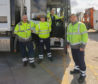 Councillor Ross Vettraino, strategic committee convener, recently went out with bin crews to see the problems first hand.