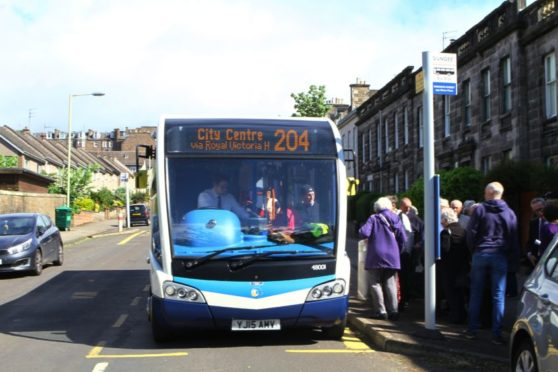 Elderly residents asks Dundee City Council chief executive to help save West End bus service