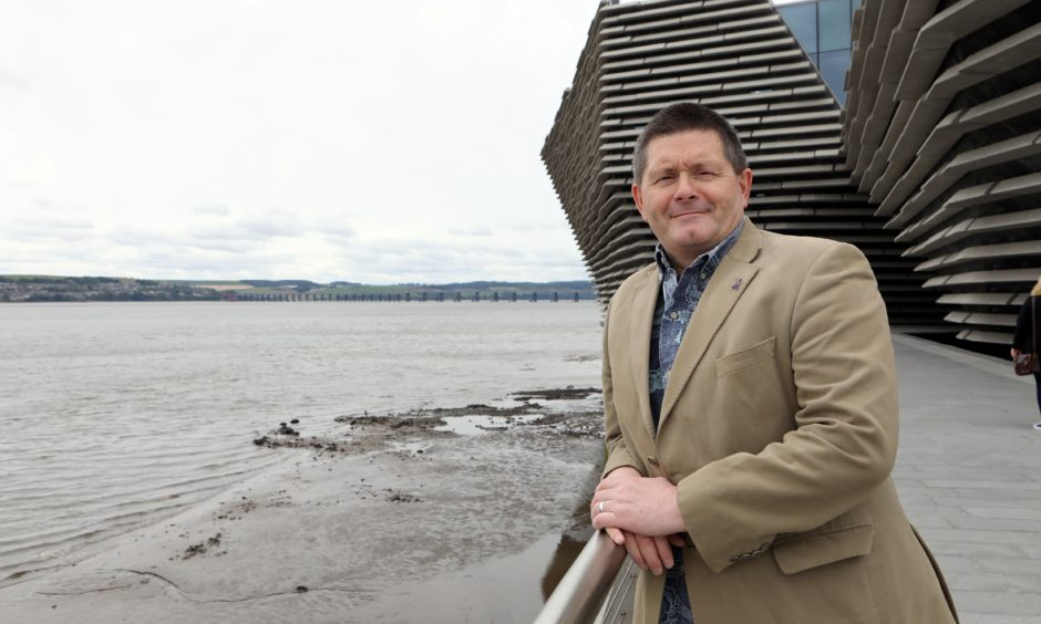 Dundee-raised Foreign Office civil servant on 'fact-finding' visit to Scotland ahead of new posting to Middle East - The Courier