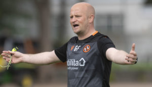 Dundee United players hungry for game time as they prepare to welcome Alloa