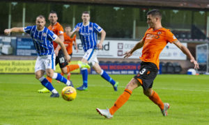 Dundee United 3 Cowdenbeath 0: Tangerines stroll to victory in Betfred Cup tie