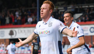 Dundee striker Andy Johnson believes patience could be key against in-form Alloa at Dens