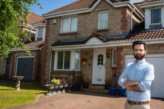 Tayside GP loses half of his £240k Fife home after court rules signature on sale paperwork was forged - The Courier