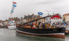 The Reaper returns to Anstruther.