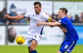 Dundee held to 0-0 draw against Cove Rangers but win the penalty shoot-out
