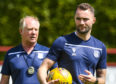 James McPake may need to rely on Jimmy Nicholl.