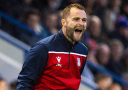Dundee boss James McPake frustrated by Cove performance