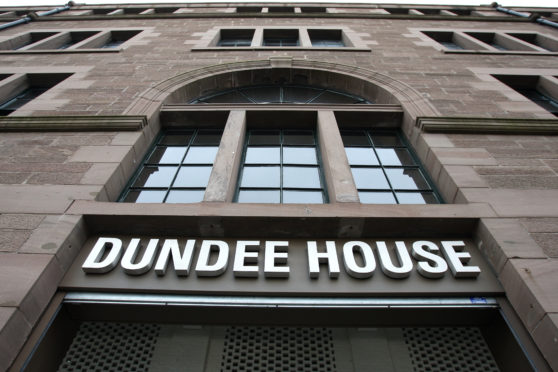 Social Security Scotland currently rents space from Dundee City Council's leased property, Dundee House.