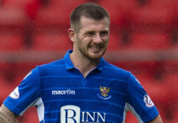 Aberdeen could look to sign Matty Kennedy from St Johnstone this month