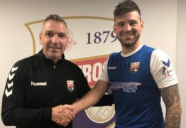 Montrose boss Stewart Petrie snaps up former Dundee centre-half Kerr Waddell on two-year deal