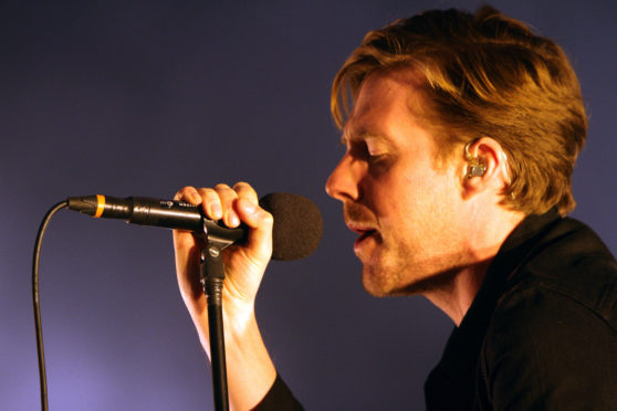 No riots predicted as Montrose stage set for chart topping Kaiser Chiefs - The Courier