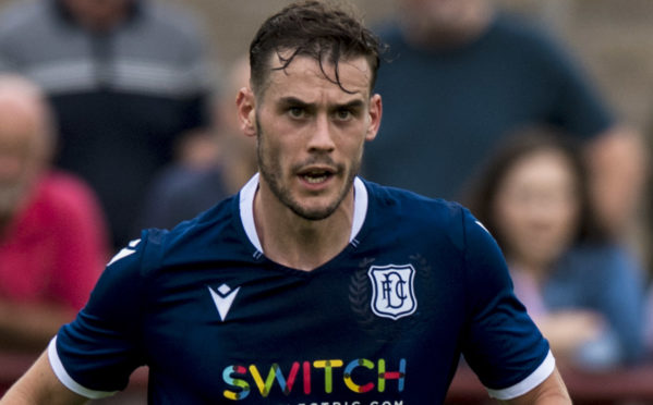 Josh Todd determined Dundee will play without fear against Aberdeen in the Betfred Cup - The Courier